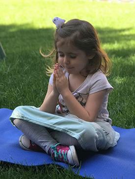 Özel Yaratıcı Anaokulu-Yoga